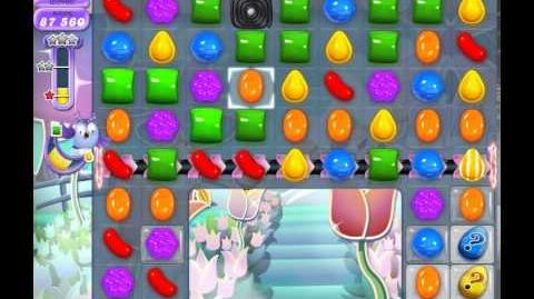 Candy Crush Saga Dreamworld Level 594 (No booster)