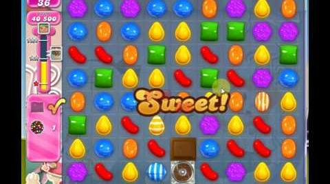 Candy Crush Saga Level 347 (Version 2) ★★★