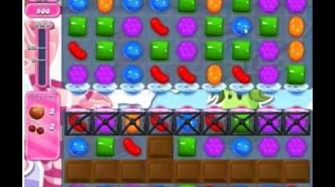 Candy Crush Saga Level 498 3 stars NO BOOSTERS