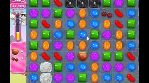 Candy Crush Saga Level 85 - 3 Star - no boosters