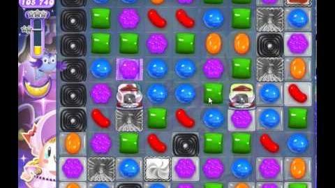 Candy Crush Saga Dreamworld Level 466 (Traumwelt)