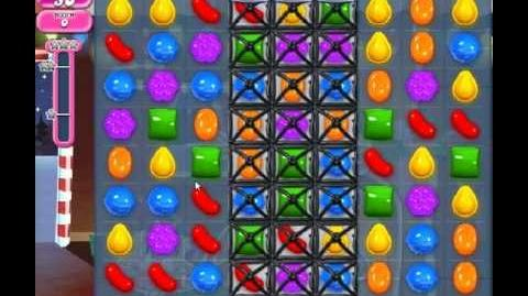 Candy Crush Saga Level 261 - 1 Star