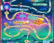 Tiki Fiesta map on Facebook
