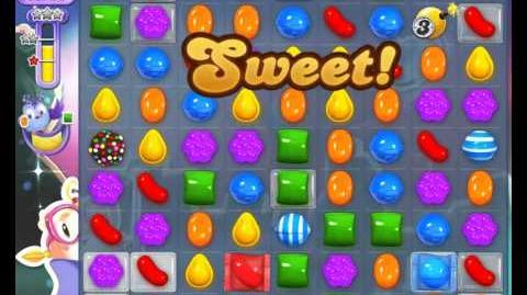 Candy Crush Saga Dreamworld Level 105 (Traumwelt)