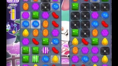 Candy Crush Saga Dreamworld Level 375 (Traumwelt)