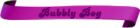 Bubbly-Bog