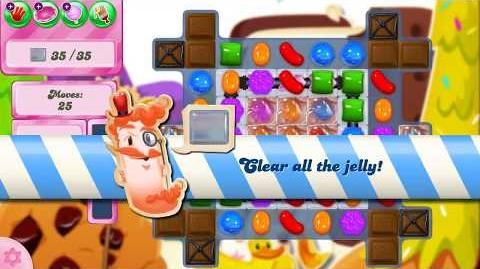 Candy Crush Saga Level 2594 NO BOOSTERS