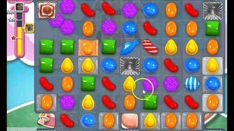 Candy Crush Saga Level 285 walkthrough-0