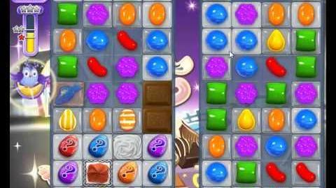 Candy Crush Saga Dreamworld Level 233 (3 Stars)