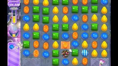 Candy Crush Saga Level 459 Dreamworld ( No Toffee Tornadoes ) ( 3 stars ) No Boosters