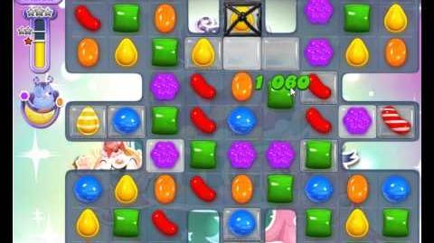 Candy Crush Saga Dreamworld Level 203 (Traumwelt)