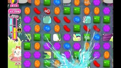 Candy Crush Saga Level 973 (No booster, 3 Stars)