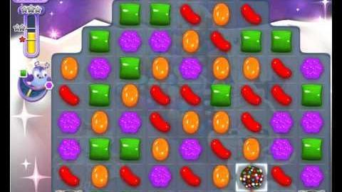 Candy Crush Saga Dreamworld Level 163 (Traumwelt)