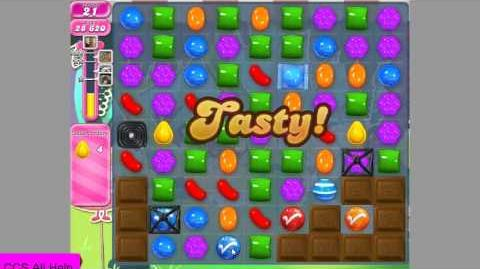 Candy Crush Saga level 971 No Boosters