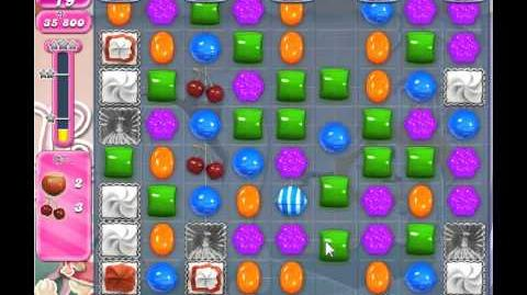 Candy Crush Saga Level 337 - 3 Star - no boosters