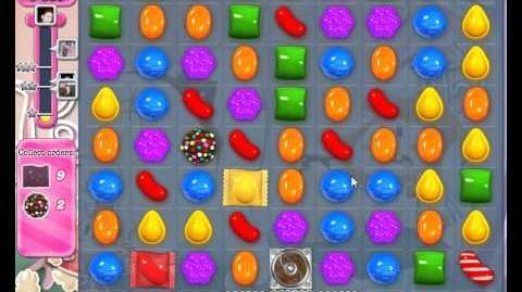 Candy Crush Saga Level 347 NEW
