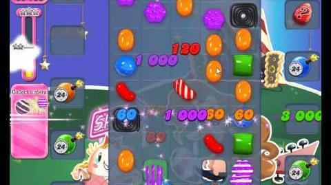 Candy Crush Saga Level 407