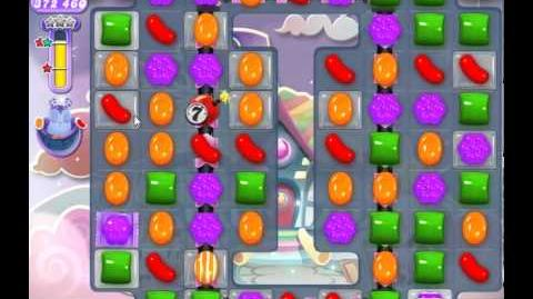 Candy Crush Saga Dreamworld Level 573 (Traumwelt)