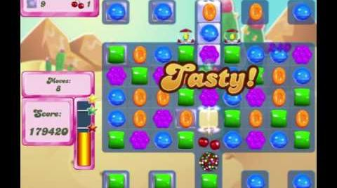 Candy Crush Saga Level 2506 NO BOOSTERS (16 moves)