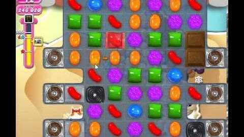 How to beat Candy Crush Saga Level 170 - 3 Stars - No Boosters - 265,700pts