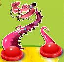 Icon dragon mobile