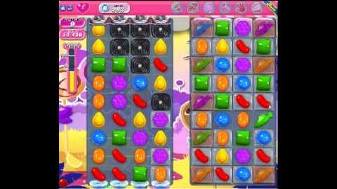 Candy Crush Saga Level 293 - 2 Star - no boosters
