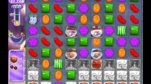 Candy Crush Saga Dreamworld Level 527 (Traumwelt)