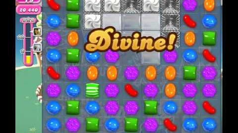 Candy Crush Saga Level 150 - 2 Star - no boosters