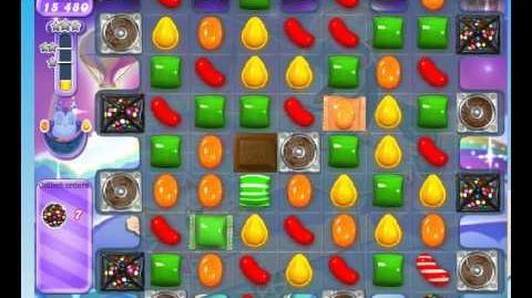 Candy Crush Saga - DreamWorld level 430 (No Boosters)