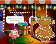 Hi Miss Gingerbread! Happy Holiday!