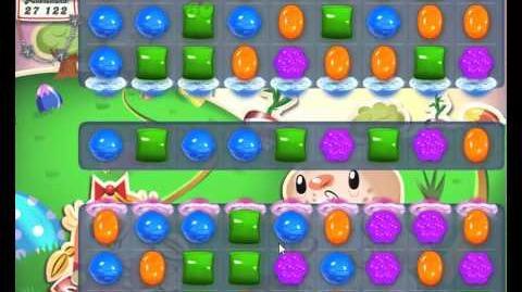 Candy Crush Saga Level 77