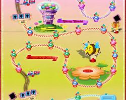 Marmalade Meadow Map