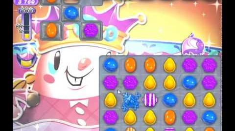 Candy Crush Saga Dreamworld Level 606 (Traumwelt)