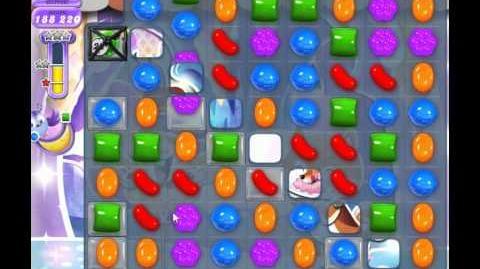 Candy Crush Saga Dreamworld Level 507 (No booster)