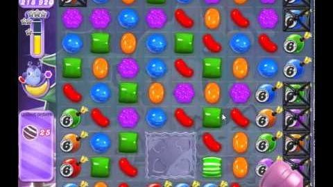 Candy Crush Saga Dreamworld Level 370 (Traumwelt)