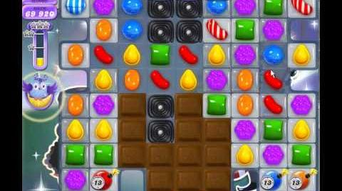 Candy Crush Saga Dreamworld Level 410 ~ 3 star, No boosters