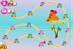 Caramel Cove Map Mobile