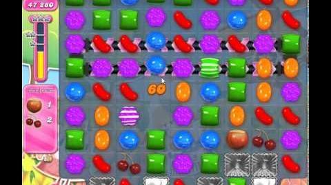 Candy Crush Saga Level 598