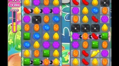 Candy Crush Saga Level 642