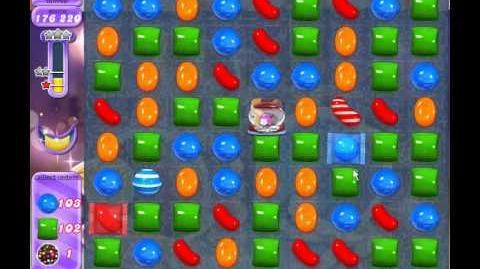 Candy Crush Saga Dreamworld Level 529 (3 star, No boosters)