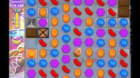 Candy Crush Saga Dreamworld Level 619 (No booster, 3 Stars)