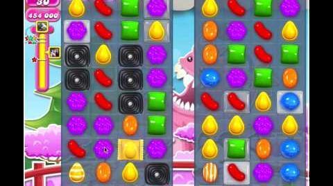 Candy Crush Saga Level 375