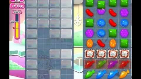 Candy Crush Saga Level 256 - 3 Star