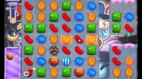 Candy Crush Saga Dreamworld Level 318 (Traumwelt)