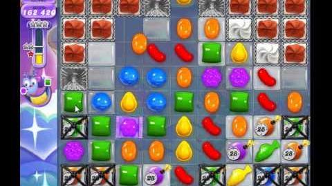 Candy crush saga dreamworld lv