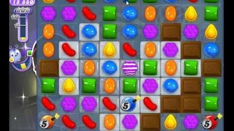 Candy Crush Level 381 (Dreamworld) Odus