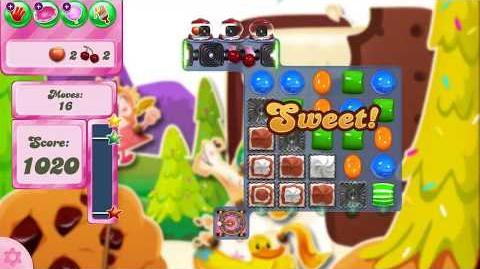 Candy Crush Saga Level 2598 NO BOOSTERS