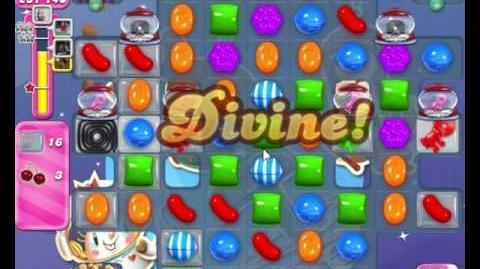Candy Crush Saga LEVEL 2384 NO BOOSTERS