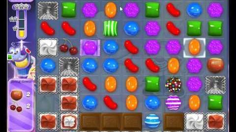 Candy Crush Saga Dreamworld Level 185 (Traumwelt)