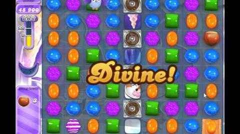 Candy Crush Saga Dreamworld Level 506 (No booster)
